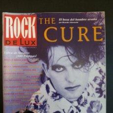 Revistas de música: REVISTA ROCK DE LUX NÚMERO 88. EXTRA VERANO, THE CURE. Lote 110592383
