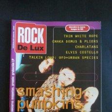 Revistas de música: REVISTA ROCK DE LUX NÚMERO 107. SMASHING PUMPKINS. Lote 110593075