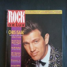Revistas de música: REVISTA ROCK DE LUX NÚMERO 74. CHRIS ISAAK, THE DOORS. Lote 110593939