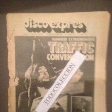 Revistas de música: DISCO EXPRES 271 (19-04-74): TRAFFIC,MIKE OLDFIELD,MM.BONET,MIGUEL RIOS,D.MCLEAN,TOTI SOLER/MONTLLOR. Lote 111100287