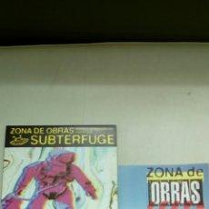 Revistas de música: ZONA DE OBRAS N° 2 ABRIL /MAYO 1995. Lote 111327543