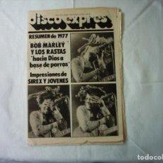 Revistas de música: DISCO EXPRES. Nº 459. 1978. Lote 111483095