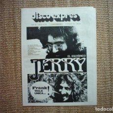 Revistas de música: DISCO EXPRES. Nº 342. 1975. Lote 111493135