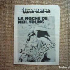 Revistas de música: DISCO EXPRES. Nº 344. 1975.. Lote 111493587