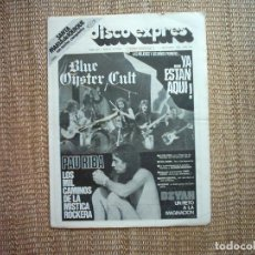 Revistas de música: DISCO EXPRES. Nº 349. 1975. Lote 111495795