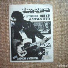 Revistas de música: DISCO EXPRES. Nº 350. 1975. Lote 111495891