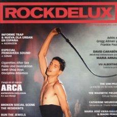 Revistas de música: ROCKDELUX N. 363 JULIO/AGOSTO 2017 (NUEVA). Lote 112032523