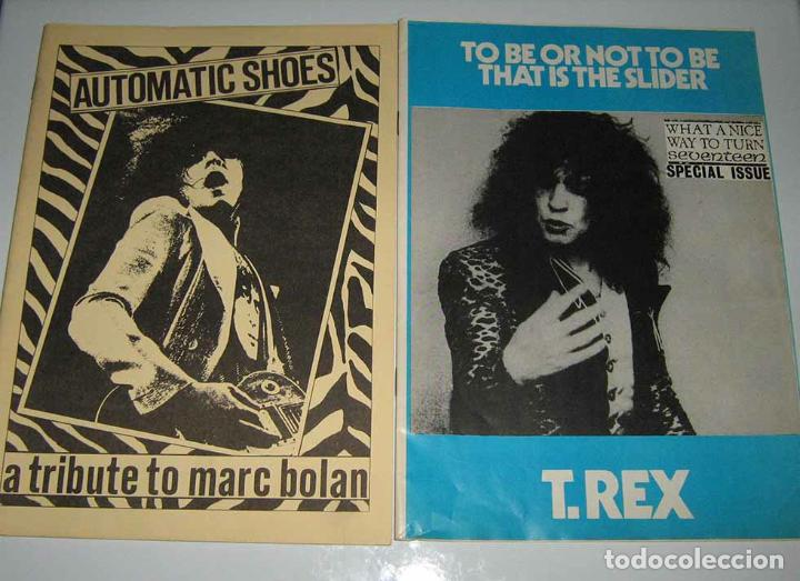 1a61d5a9 11 fotos MARC BOLAN - T. REX: AUTOMATIC SHOES, A TRIBUTE TO MARC BOLAN + ...