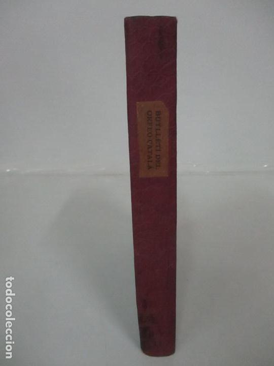 Revistas de música: Revista Musical Catalana - 12 nº- Bulleti Mensual del Orfeó Català - con Fotos - Any VII - Any 1910 - Foto 14 - 115646655