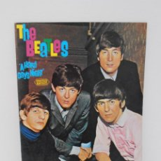 Revistas de música: REVISTA THE BEATLES, A HARD DAY´S NIGHT, UNITED ARTITS, JAPON, JAPAN. Lote 116702527