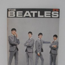 Revistas de música: REVISTA THE BEATLES 2'6, LIFE WITH THE BEATLES, PYX PRODUCTIONS, LONDON. Lote 116703043