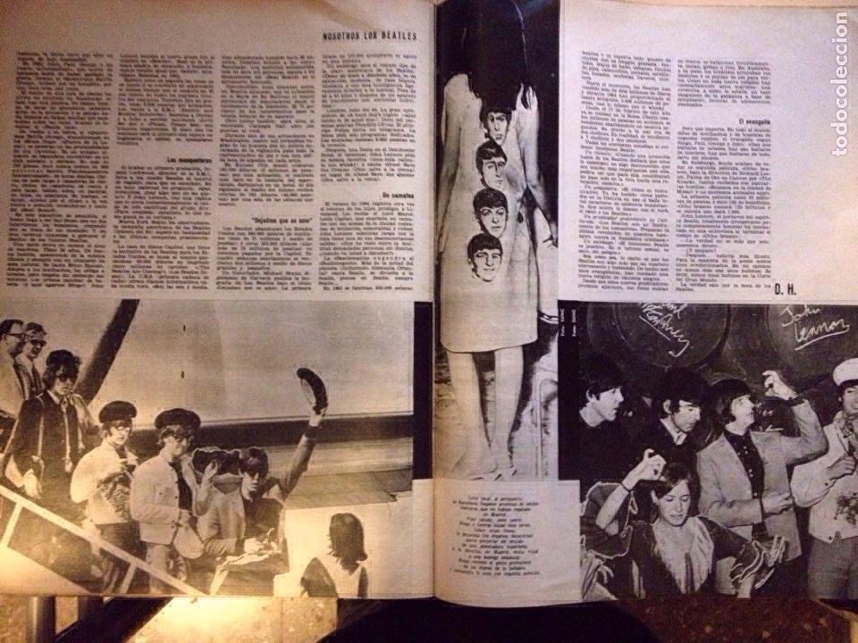 Revistas de música: Beatles - Revista Gaceta Ilustrada num. 457 - Foto 3 - 117483494