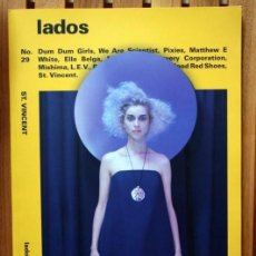 Revistas de música: MAGAZINE LADOS NÚMERO 29 . Lote 118007275