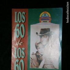 Revistas de música: F1 LOS 60 DE LOS 60 ELVIS PRESLEY Nº 5 AÑO 1960. Lote 118578383
