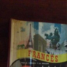 Revistas de música: CURSO PRACTICO DE FRANCES POLYGLOPHONE 1945 CINTAS DE CASETTE. Lote 121464475
