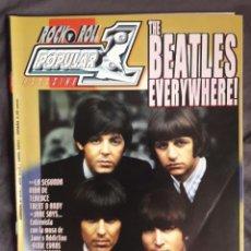 Revistas de música: POPULAR 1 354 BEATLES TERENCE TRENT DARBY MISFITS TOILET BOYS LUCINDA WILLIAMS. Lote 217742525