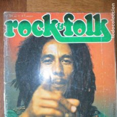 Revistas de música: ROCK & FOLK Nº 124 DE 1977- BOB MARLEY- IGGY POP- THE KINKS- JANIK TOP- OZZY OSBOURNE- JOAN-PAU VERD. Lote 122017419