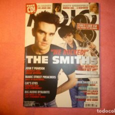 Revistas de música: MAGAZINE MOJO Nº 209 THE SMITHS PJ HARVEY DUSTY SPRINGFIELD STROKES R. Lote 122951331