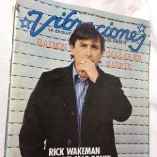 Revistas de música - RA4 REVISTA AÑOS 70 MAGAZINE VIBRACIONES 1976 Nº 18 RAIMON SANTANA - 123010519