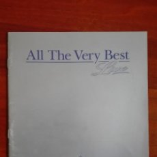 Magazines de musique: ALL THE VERY BEST ELTON JOHN MARK KNOPFFLER ERIC CLAPTON JOE COCKER STING. Lote 123052691