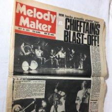 Revistas de música: RA4 REVISTA MAGAZINE MUSIC AÑO 1975 MELODY MAKER. Lote 123069827