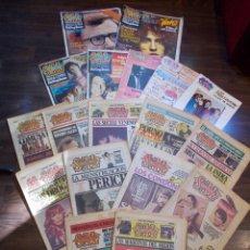 Revistas de música: LOTE DE 18 REVISTAS SAL COMUN AÑOS 80 (SR). Lote 123234451