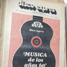 Revistas de música: RA4 REVISTA MUSICA MAGAZINE MUSIC 102-103. 1971. EXTRA 32 PÁGINAS. MÚSICA DE LOS 60.ORIGINAL. Lote 123243227