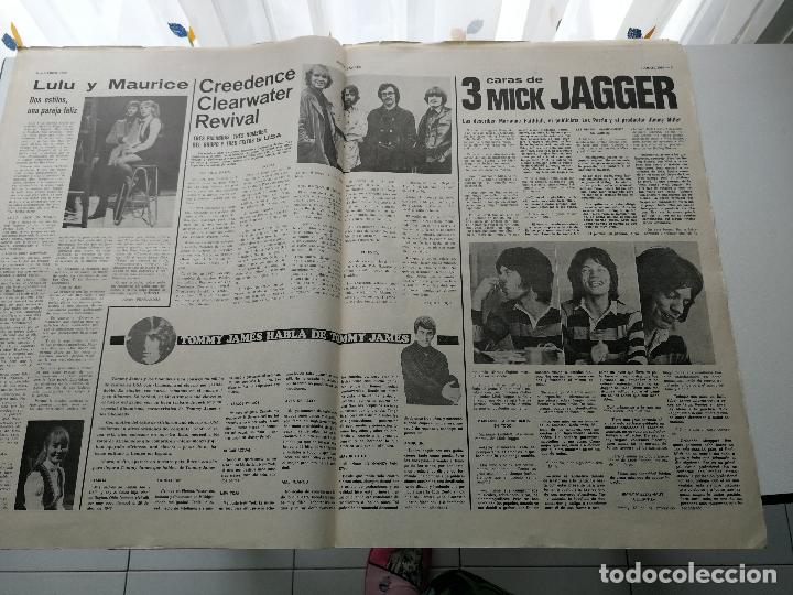 Revistas de música: REVISTA ' DISCO EXPRES ' Nº 17 - ABRIL 1969 //PORTADA ' SIMON & GARFUNKEL ' - Foto 2 - 124287719