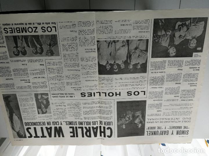 Revistas de música: REVISTA ' DISCO EXPRES ' Nº 20 - ABRIL 1969 //PORTADA ' MIKE KENNEDY Y FORMULA V ' - Foto 2 - 124288483