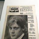 Revistas de música: REVISTA ' DISCO EXPRES ' Nº 47 - NOVIEMBRE 1969 //PORTADA ' PACO DE FORMULA V '. Lote 124293055