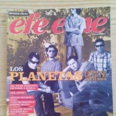 Revistas de música: REVISTA MUSICA EFE EME - NUMERO 61 - LOS PLANETAS. Lote 126173403