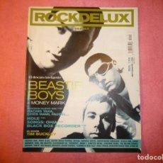 Revistas de música: ROCKDELUXE Nº 155 BEASTIE BOYS HOLE TIM BUCKLEY BLACK NOX RECORDER R. Lote 126349755