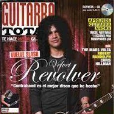 Revistas de música: COLECCIÓN GUITARRA TOTAL Y GUITARRISTA CON CDS. Lote 126603223