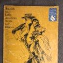 Revistas de música: SONIDOS Y DANZAS ESPAÑOLAS Y LATINAS (A.1954). Lote 126603766