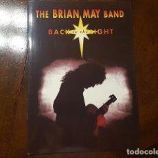 Revistas de música: PROGRAMA - THE BRIAN MAY BAND (QUEEN) - BACK TO THE LIGHT - 1993 - TOUR PROGRAM BOOK. Lote 126645015