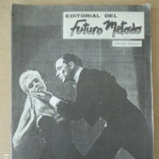 Revistas de música: FANZINE. EDITORIAL DEL FUTURO METODO. 7ª ENTREGA. MADNESS, THE SMITHS, MICHAEL JACKSON, ROCK SICODE. Lote 127094495