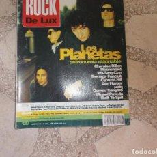 Revistas de música - rock de lux nº 127,los planetas, cheralee dillon,moonshake, wu-tang clan,cypress hill,ben harper - 127731703