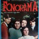 Revistas de música: REVISTA FONORAMA , Nº 36 ,1966, FLECOS, MAMA PAPAS , TOPS... ,ORIGINAL. Lote 127855387