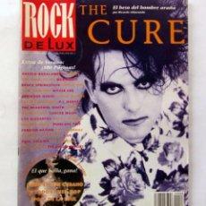 Revistas de música: ROCK DE LUXE Nº 88 (1992) EXTRA DE VERANO THE CURE/BRUCE SPRINNSTEEN/PRINCE,... . Lote 128436835