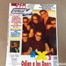 Revistas de música: REVISTA POPULAR 1 N°214 JUN 1991 - LOQUILLO Y LOS TROGLODITAS, PIXIES, JEFF BECK, KLF, .... Lote 128492335