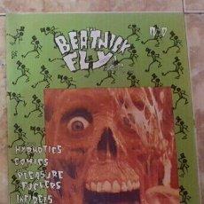 Revistas de música: FANZINE THE BEATNICK FLY N°0 (MUNSTER RECORDS, 1990). Lote 128785115