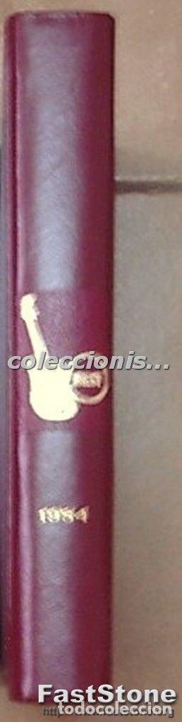 Revistas de música: Tomo Revista Música BEST 1984 Año Completo U2 SCORPIONS SPRINGSTEEN IRON MAIDEN STING En Francés Lee - Foto 12 - 129052907