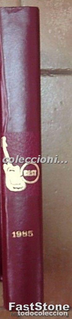 Revistas de música: Tomo Revista Música Rock BEST 1985 Año Completo SADE THE CURE SPRINGSTEEN ZZ TOP BRYAN FERRY PRINCE - Foto 12 - 129053779