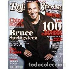Revistas de música: REVISTA ROLLING STONE ESPAÑA, VARIOS NÚMEROS, PRECIO POR UNIDAD. Lote 225173850