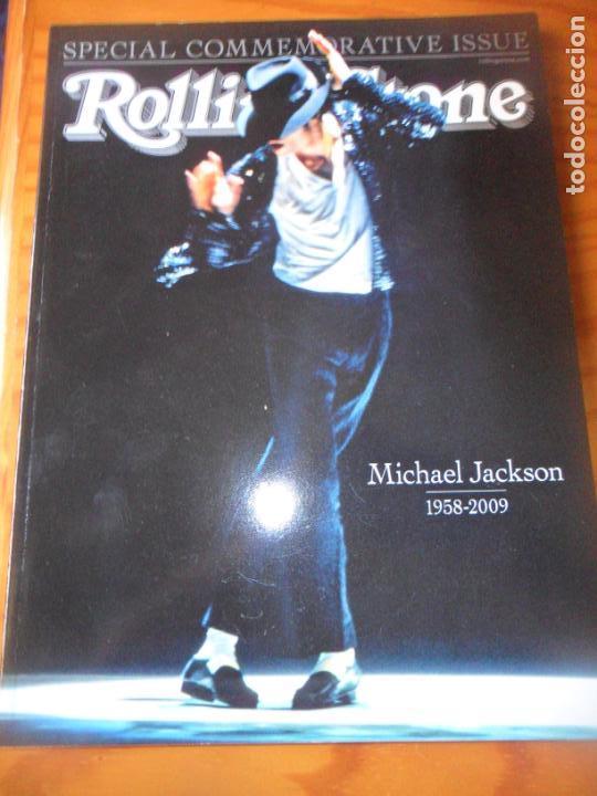 ROLLING STONE SPECIAL- MICHAEL JACKSON 1958-2009 - SPECIAL COMMEMORATIVE ISSUE.- (Música - Revistas, Manuales y Cursos)