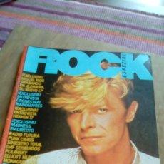 Revistas de música: REVISTA ROCK ESPEZIAL Nº 20 1983 MADNESS RADIO FUTURA SINIESTRO TOTAL DAF POLANSKY MONAGUILLOSH. Lote 132079406