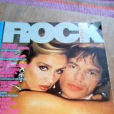 Revistas de música: ROCK ESPEZIAL Nº 3. 1981 ROLLING STONES, RAMONES, DOSSIER POP MADRID, TEQUILA, GENESIS, POLICE. Lote 132079502