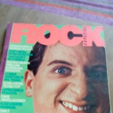 Revistas de música: ROCK ESPEZIAL Nº 6 1982 MOTORHEAD VAN HALEN ALICE COOPER, , C-PILLOS, ULTRATRUITA BARCELONA. Lote 132079614