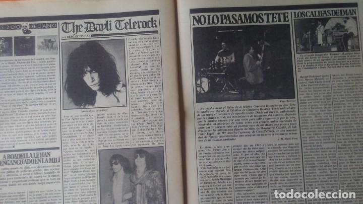 Revistas de música: SAL COMÚN Nº 18 AÑO 1979 Triana,Imán,Marina Rosell... - Foto 4 - 132287794