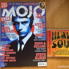 Revistas de música: MOJO #198 MAYO 2010 + CD: PAUL WELLER, JANIS JOPLIN, LITTLE FEAT, STEVE ALBINI.... Lote 132404915